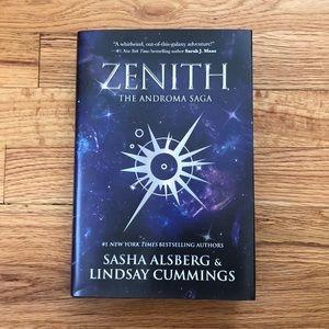 Zenith by Sasha Alsberg & Lindsay Cummings